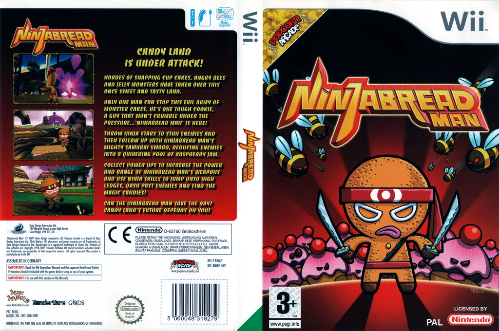 Ninjabread Man Array coverfullHQ (RNMPUG)