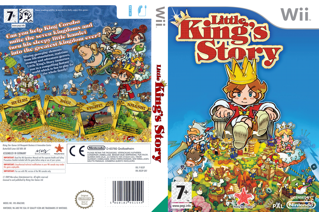 Little King's Story Wii coverfullHQ (RO3P99)
