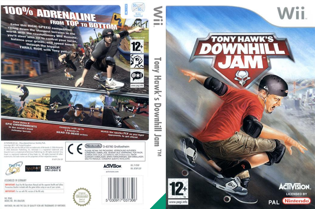 Tony Hawk's Downhill Jam Wii coverfullHQ (RTHP52)
