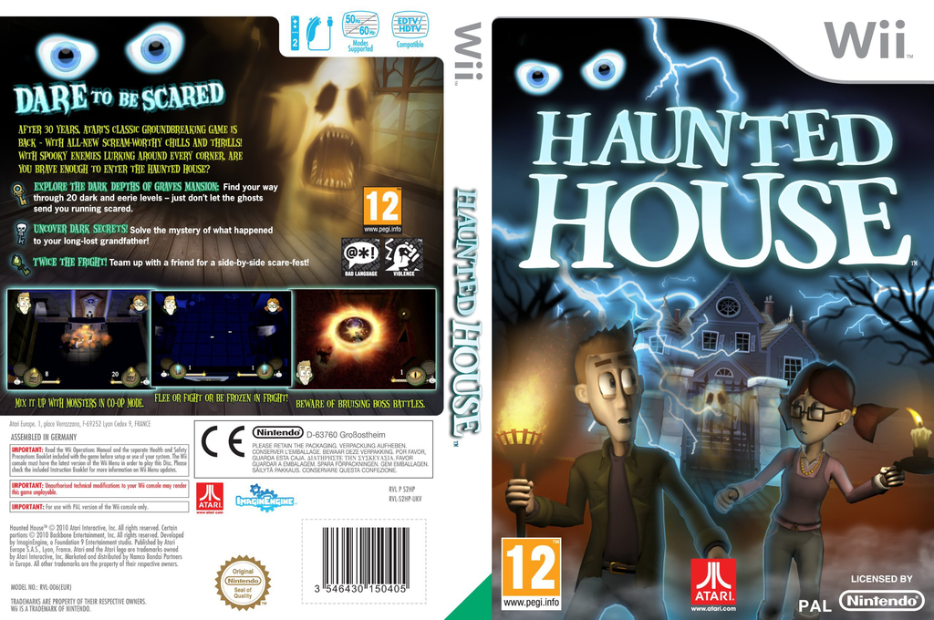 Haunted House Wii coverfullHQ (S2HP70)