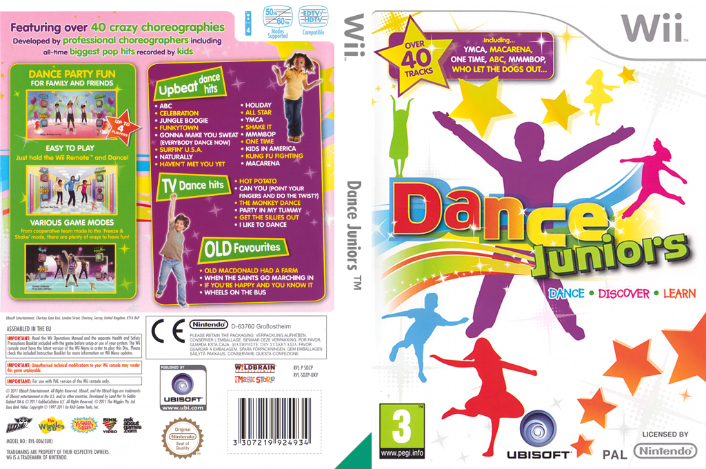 Dance Juniors Wii coverfullHQ (SDZP41)