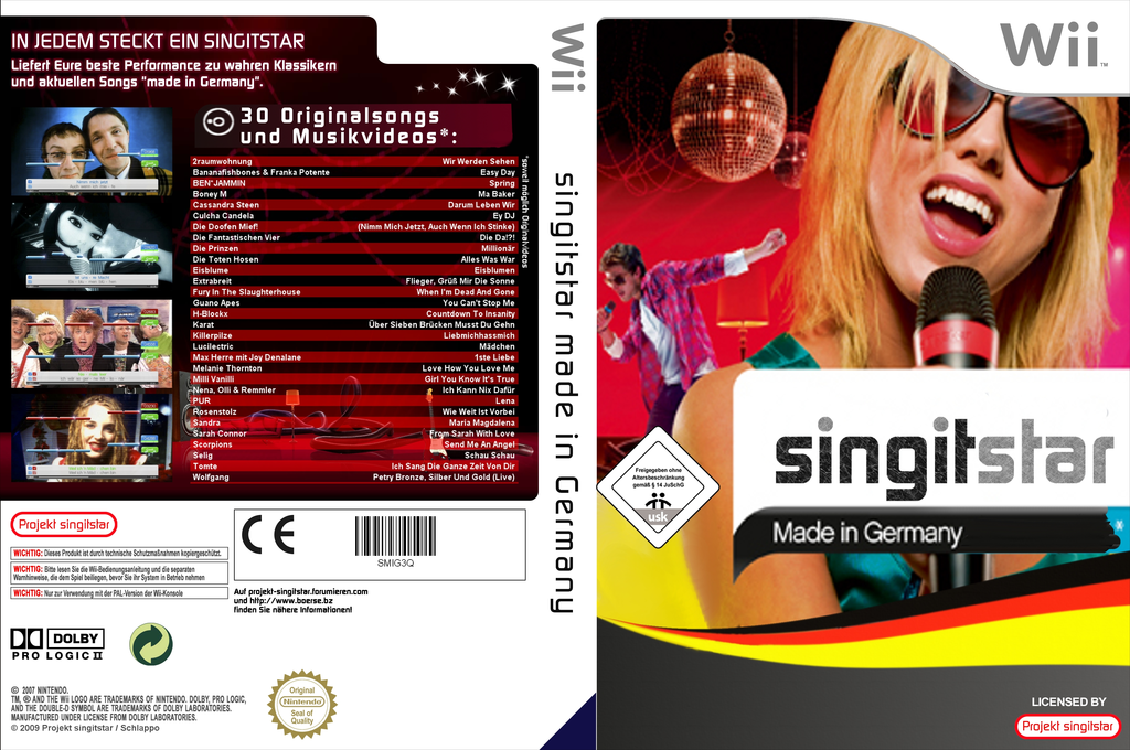 SingItStar Made in Germany Wii coverfullHQ (SMIG3Q)
