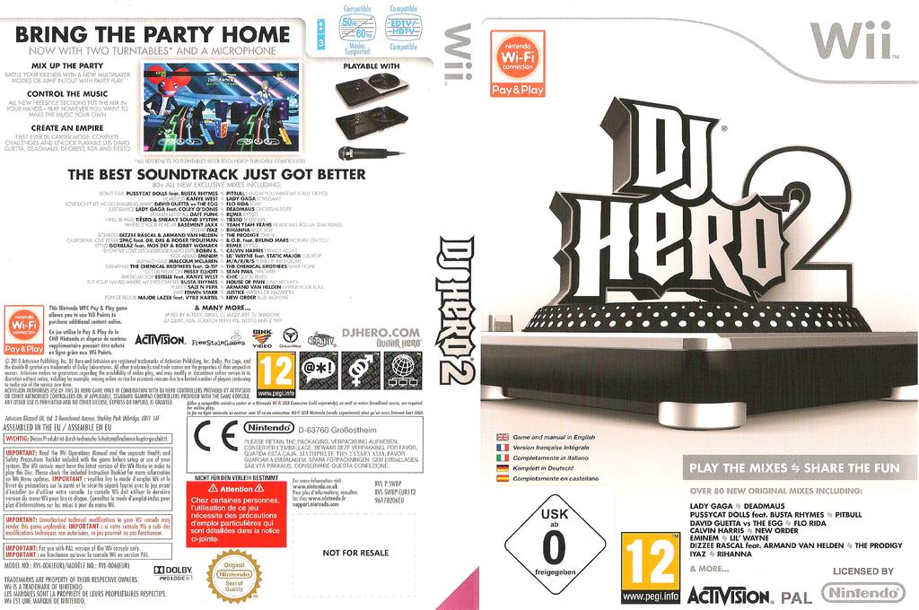 DJ Hero 2 Wii coverfullHQ (SWBP52)