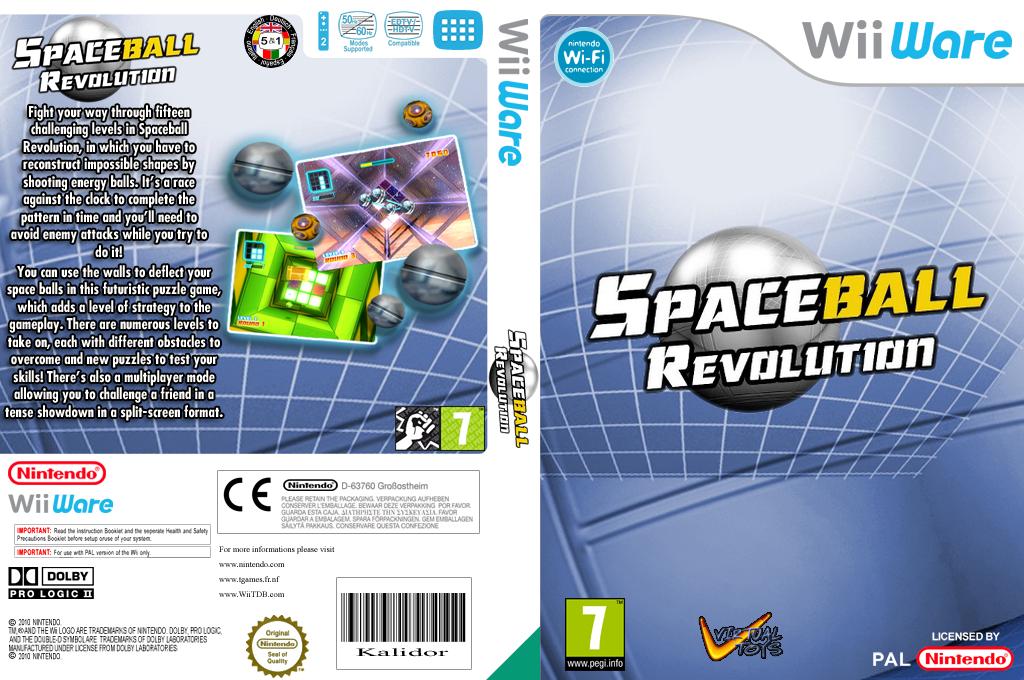 Spaceball Revolution Wii coverfullHQ (W4TP)