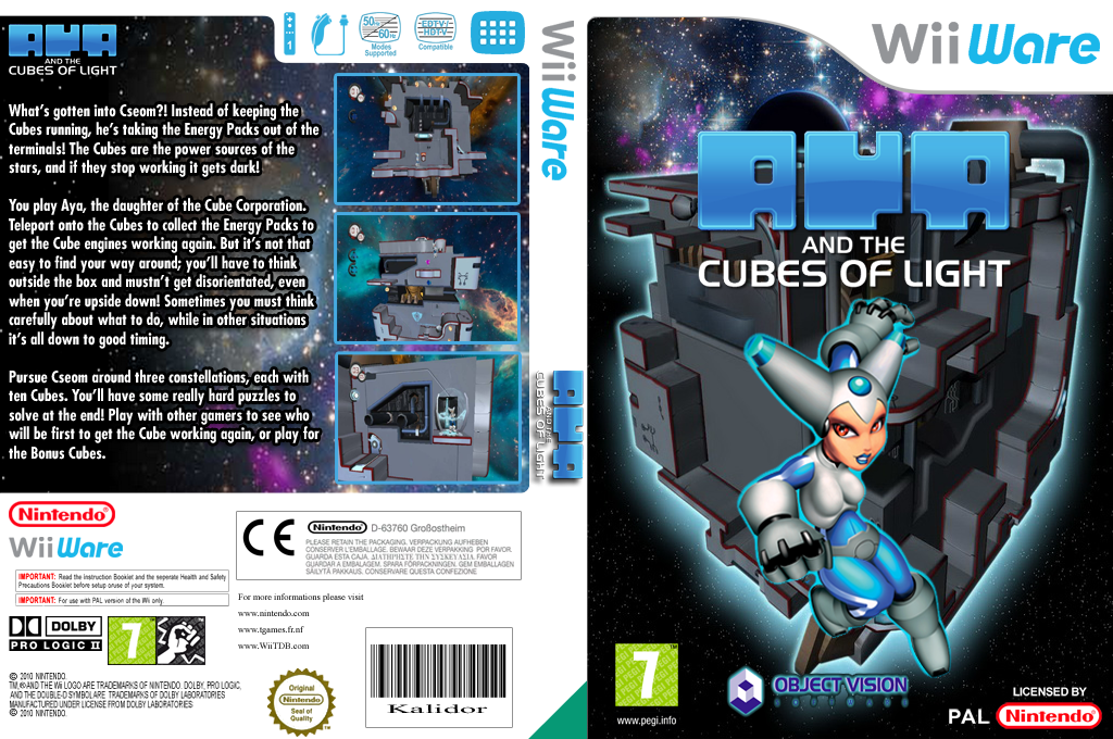 Aya and the Cubes of Light Wii coverfullHQ (WAAP)