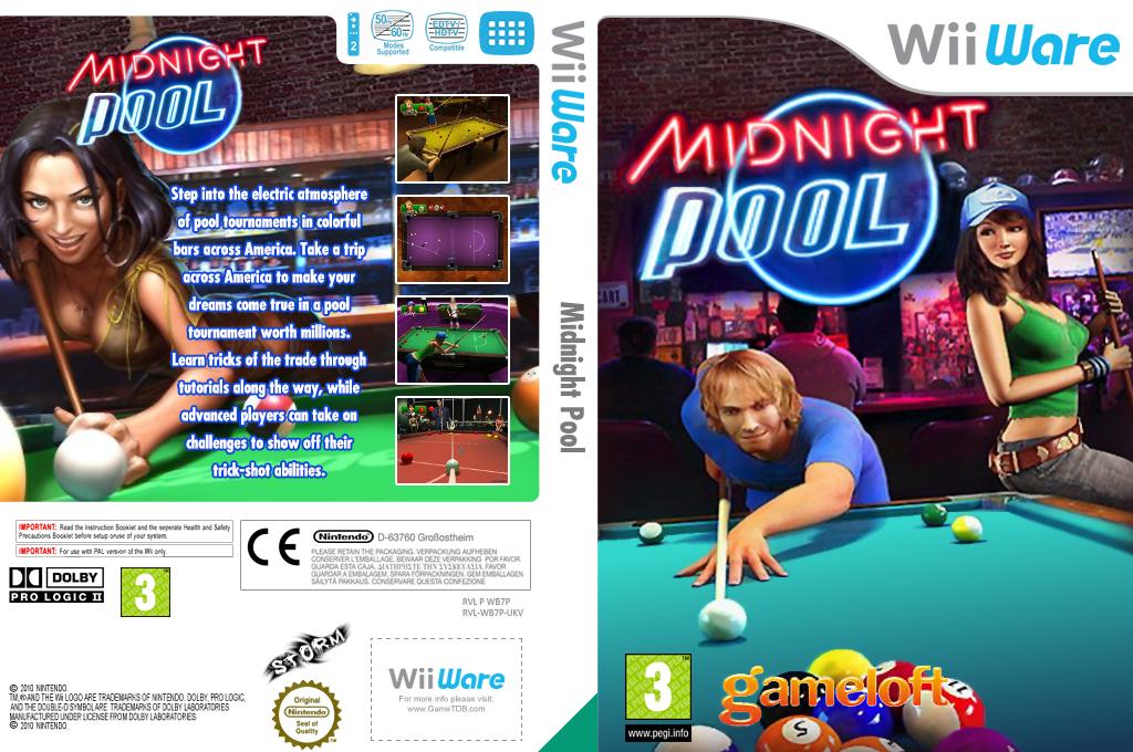 Midnight Pool Wii coverfullHQ (WB7P)