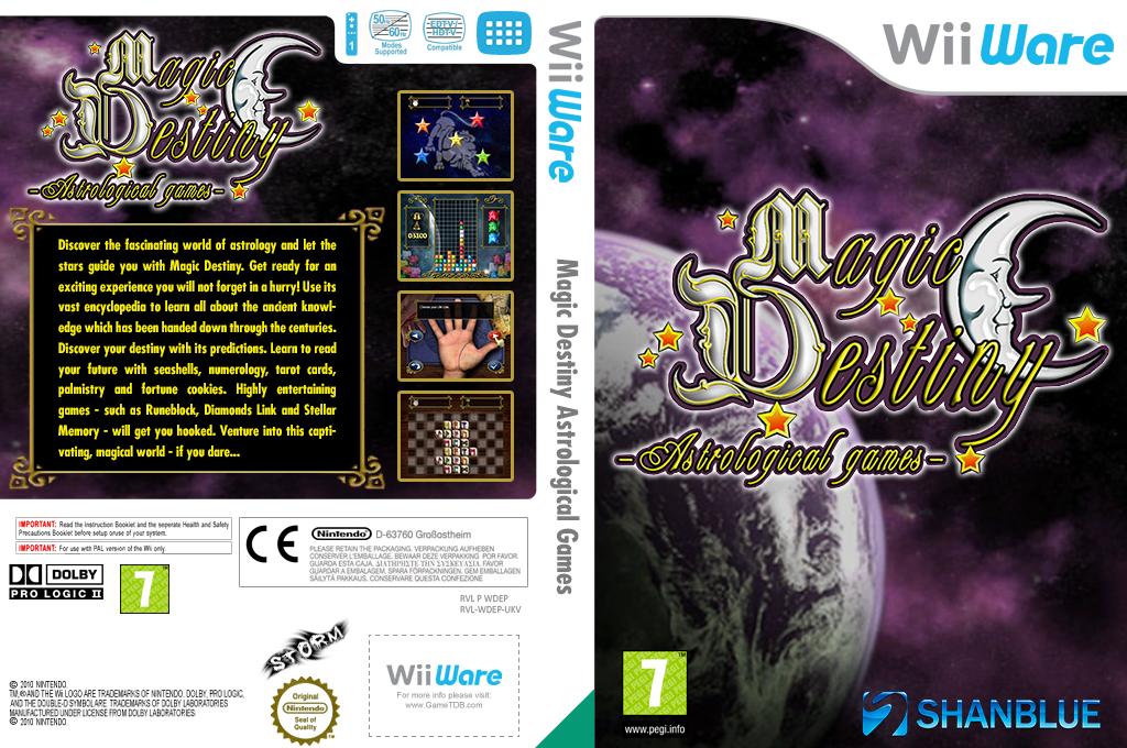 Magic Destiny Astrological Games Wii coverfullHQ (WDEP)