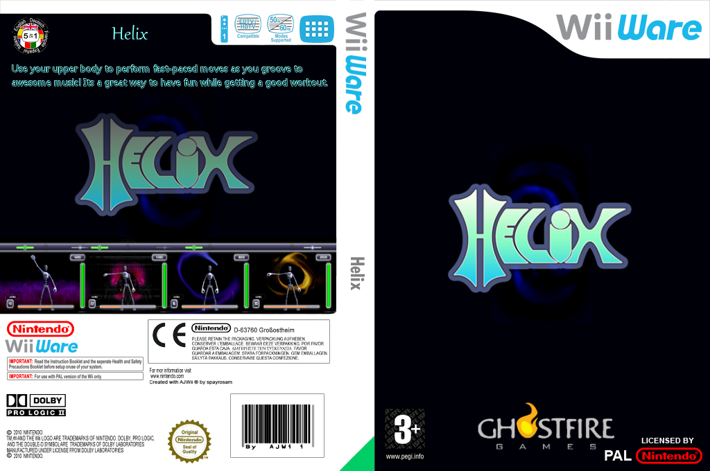Helix Wii coverfullHQ (WHXP)