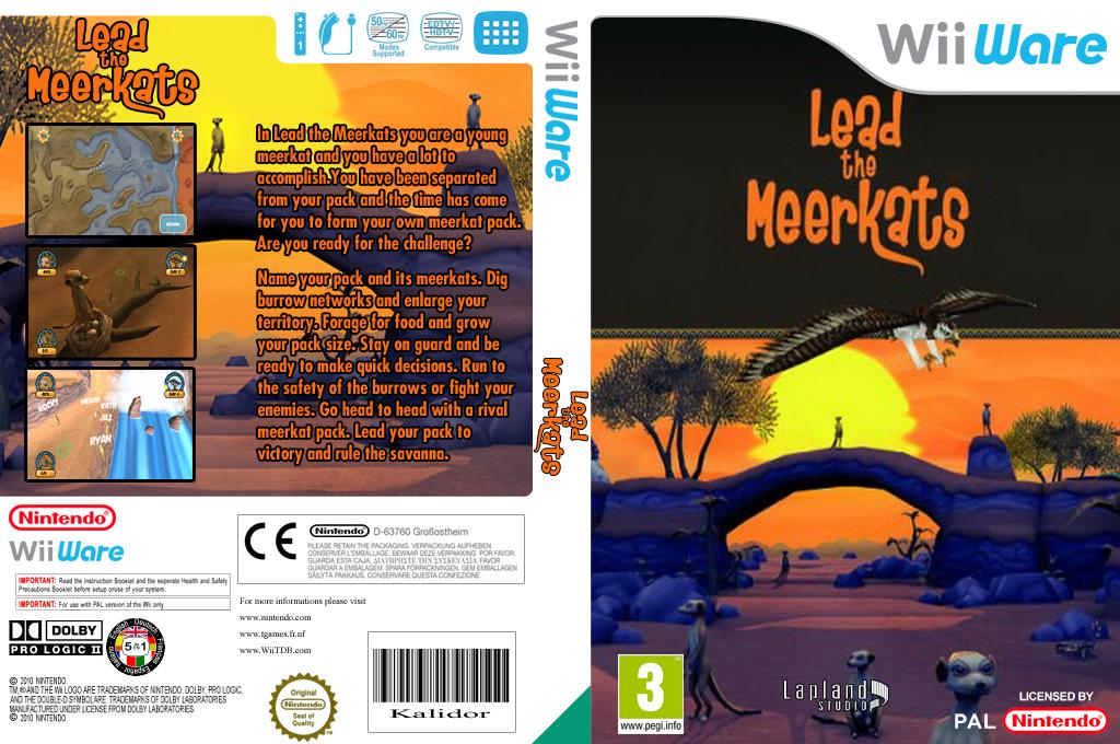 Lead the Meerkats Wii coverfullHQ (WMKP)