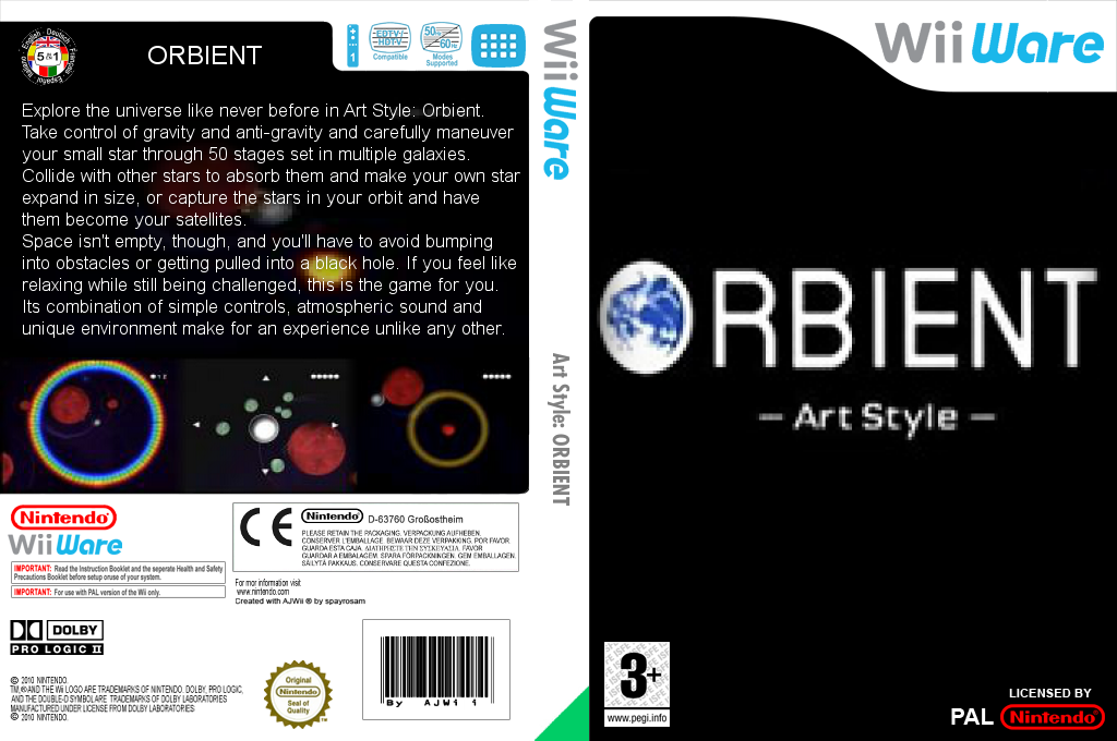 Art Style: ORBIENT Array coverfullHQ (WOBP)