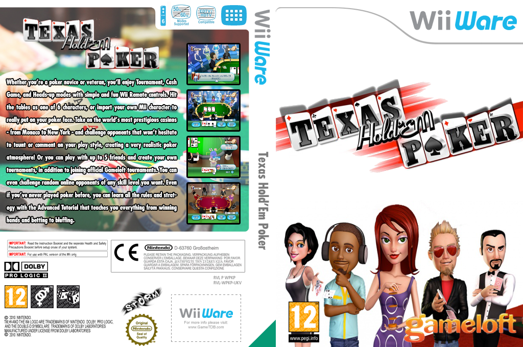 Texas Hold'Em Poker Wii coverfullHQ (WPKP)