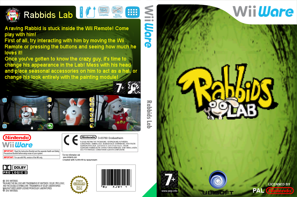 Rabbids Lab Wii coverfullHQ (WR2P)