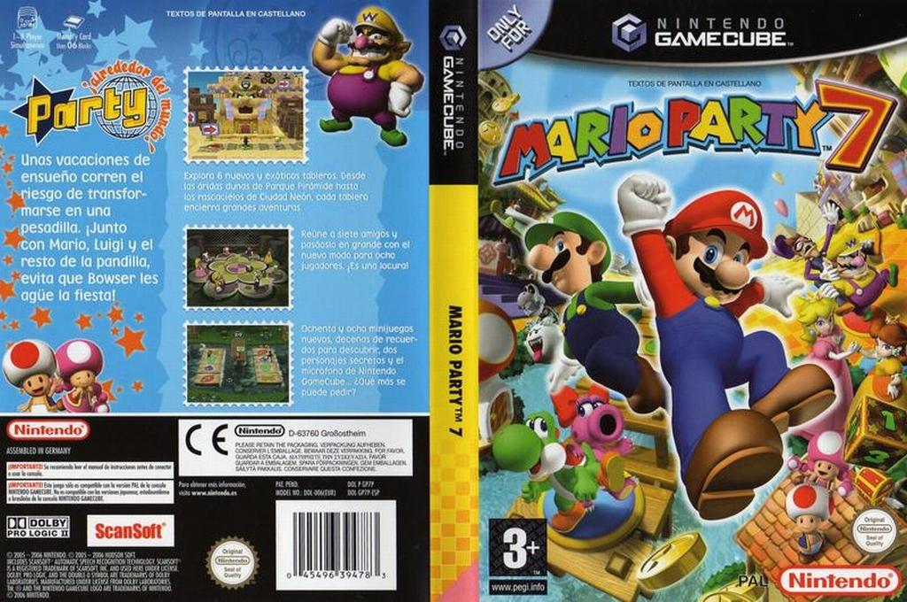 GP7P01 - Mario Party 7
