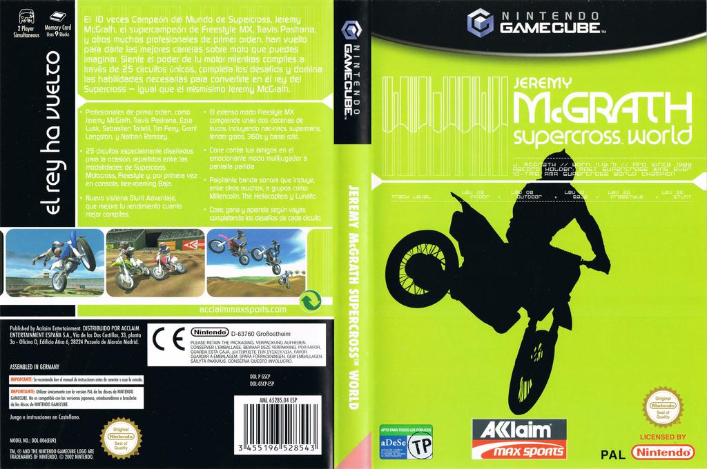 Wii coverfullHQ (GSCP51)