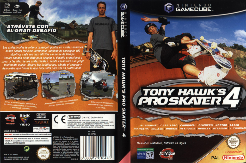 Wii coverfullHQ (GT4P52)
