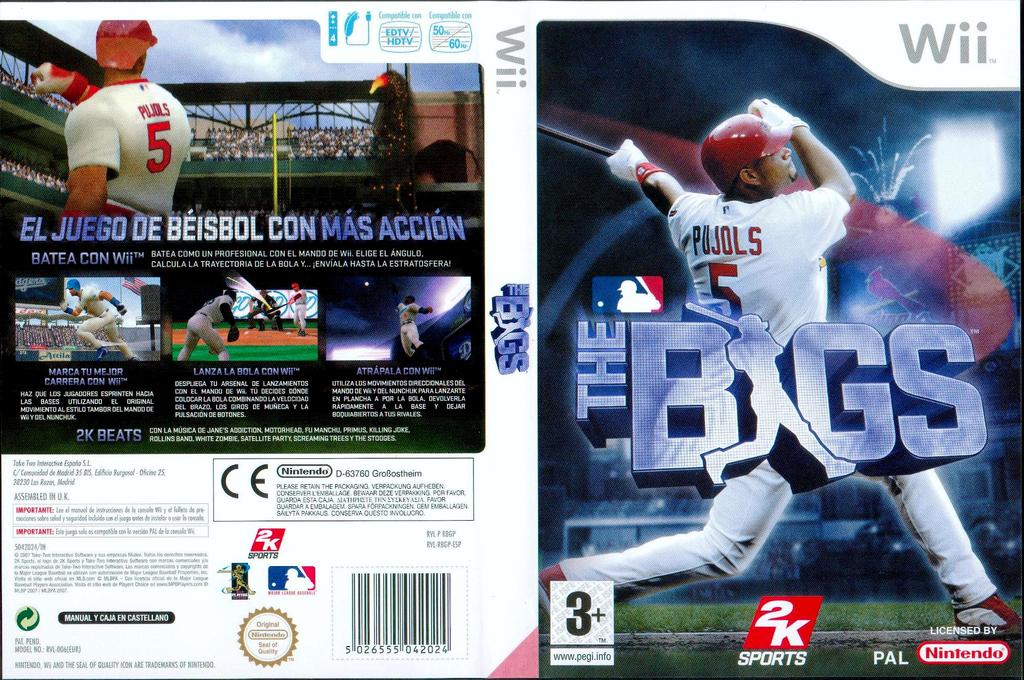 The Bigs Wii coverfullHQ (RBGP54)