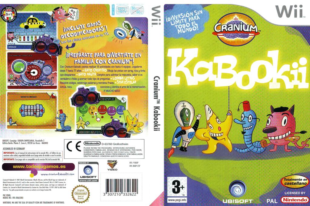 Cranium Kabookii Wii coverfullHQ (RKBP41)