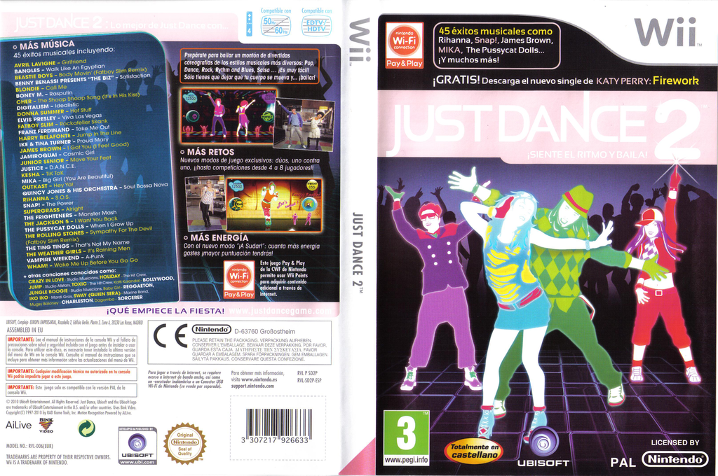 Just Dance 2 Wii coverfullHQ (SD2P41)