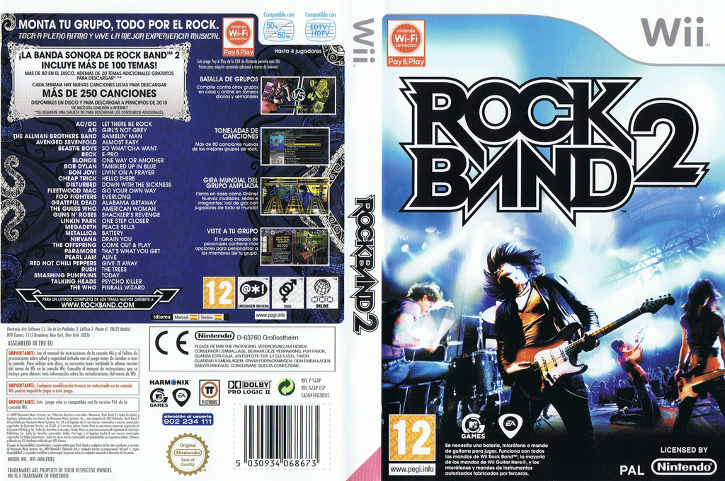 Rock Band 2 Wii coverfullHQ (SZAP69)
