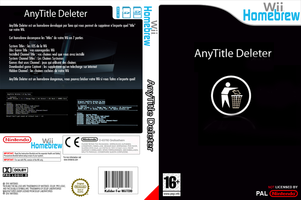 AnyTitle Deleter Wii coverfullHQ (DATD)