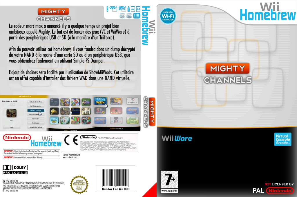 Mighty Channels Wii coverfullHQ (DMGA)