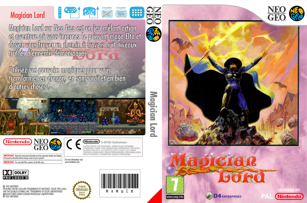 Magician Lord Wii coverfullHQ (EACP)