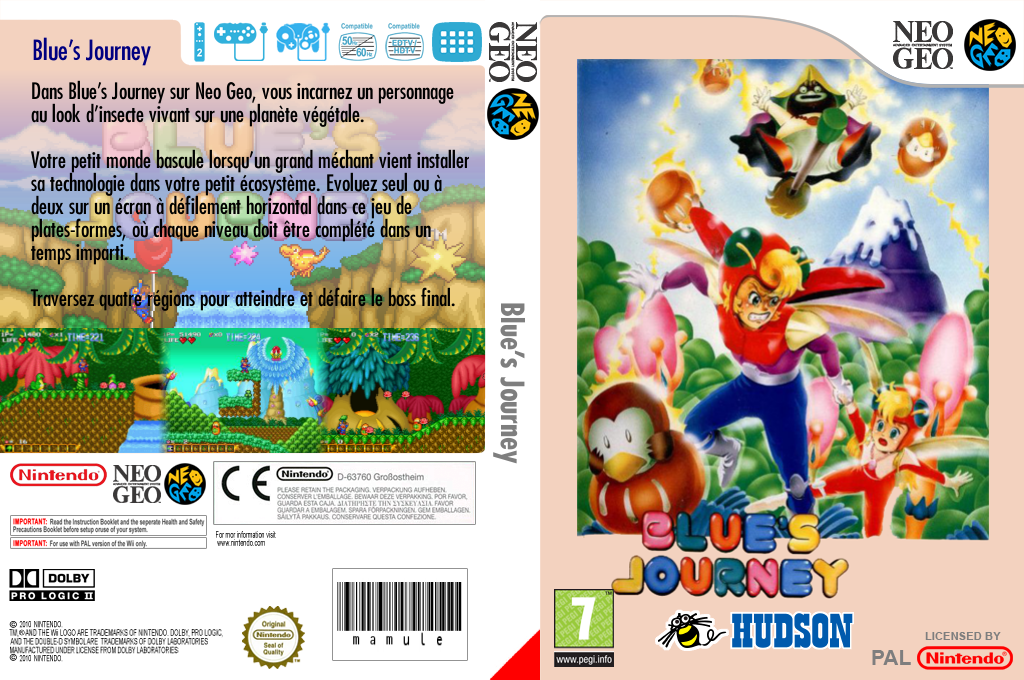Blue's Journey Wii coverfullHQ (EAFP)