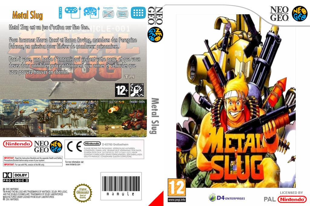 Metal Slug Wii coverfullHQ (EAJP)