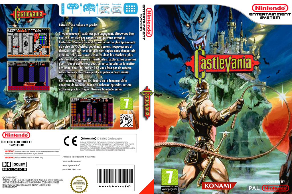 Castlevania Wii coverfullHQ (FBHP)