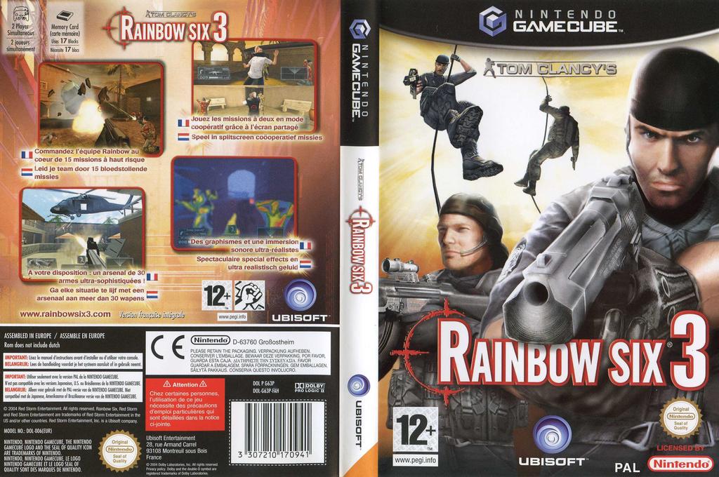 Wii coverfullHQ (G63P41)