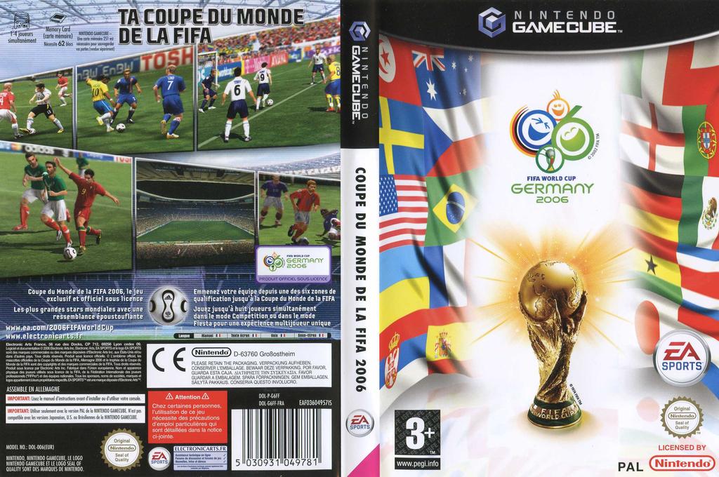 Coupe du Monde de la FIFA 2006 Wii coverfullHQ (G6FF69)