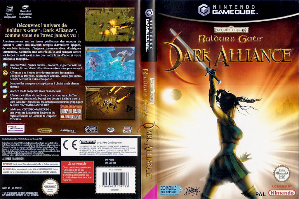 Baldur's Gate Dark Alliance Wii coverfullHQ (GDEP71)