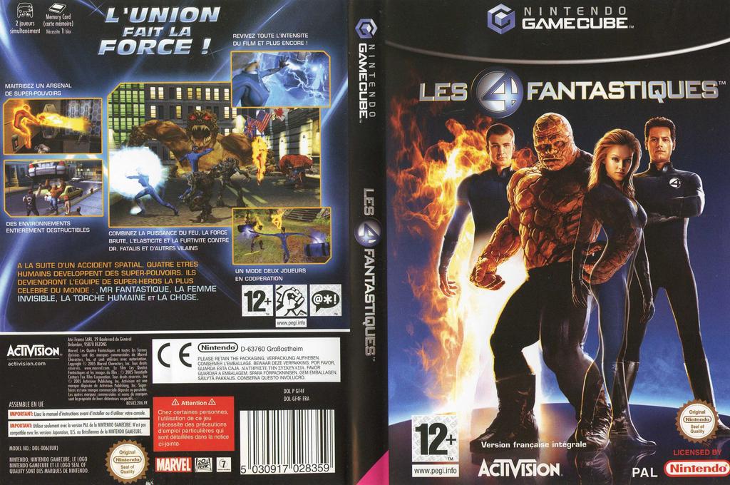 Les 4 Fantastiques Wii coverfullHQ (GF4F52)