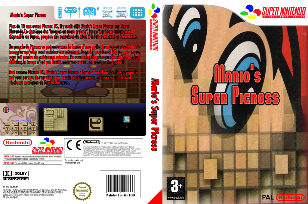 Mario's Super Picross Wii coverfullHQ (JABL)