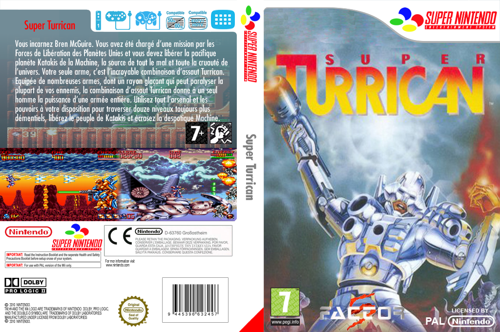 Super Turrican Wii coverfullHQ (JBTP)