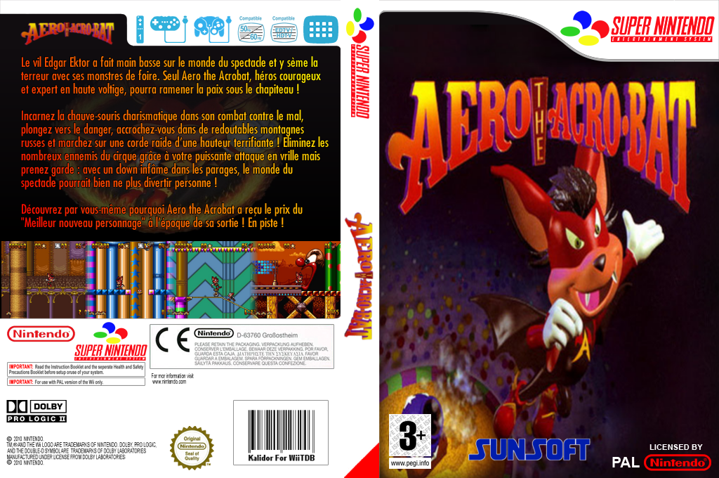 Aero The Acrobat Wii coverfullHQ (JDWP)