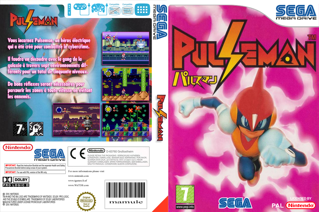 Pulseman Wii coverfullHQ (MBAL)