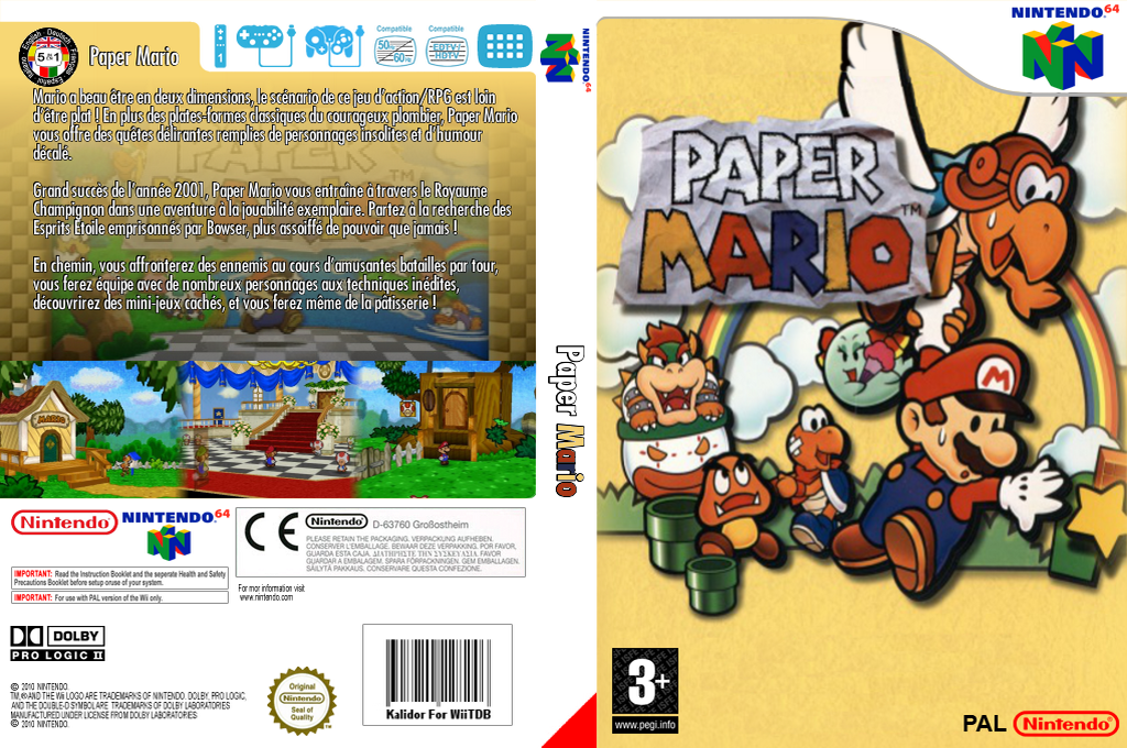 Paper Mario Wii coverfullHQ (NAEP)