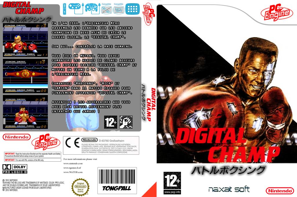 Digital Champ : Battle Boxing Wii coverfullHQ (PCSL)
