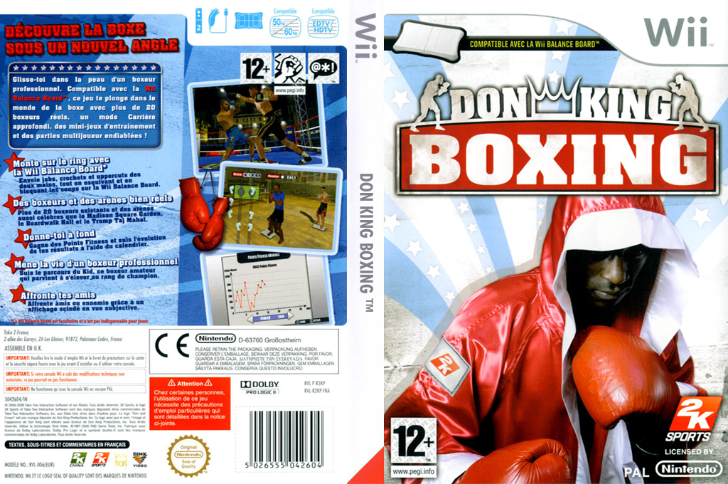 Don King Boxing Wii coverfullHQ (R2KP54)