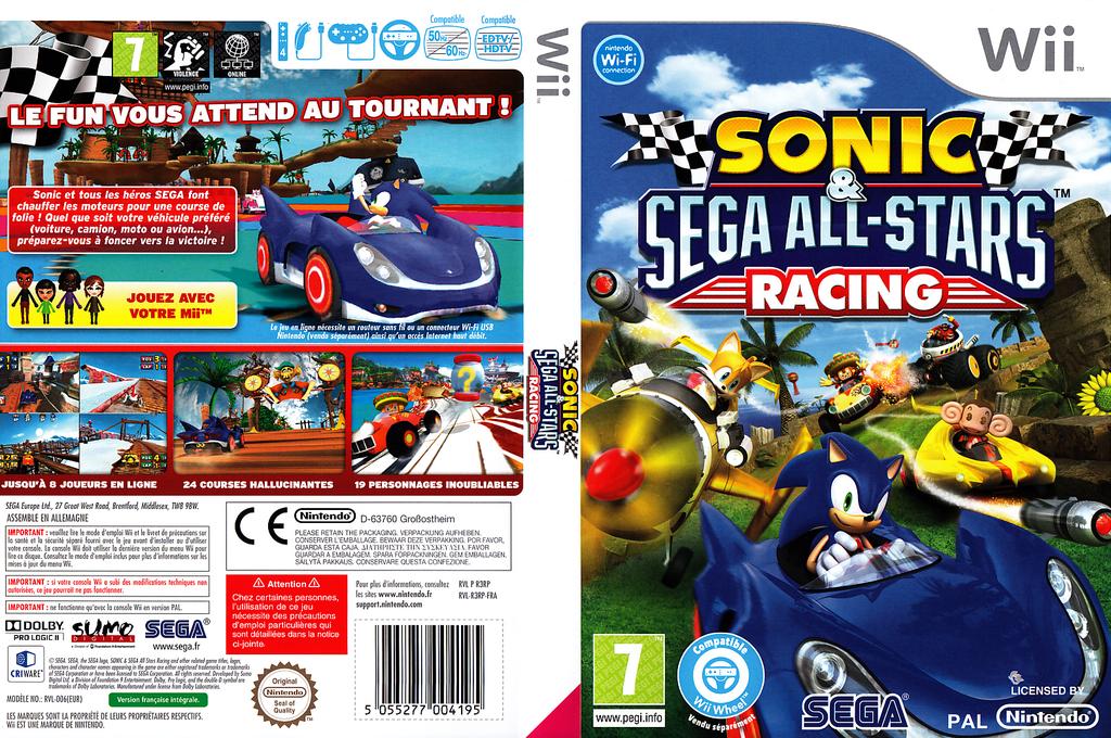 Sonic & SEGA All-Stars Racing Wii coverfullHQ (R3RP8P)
