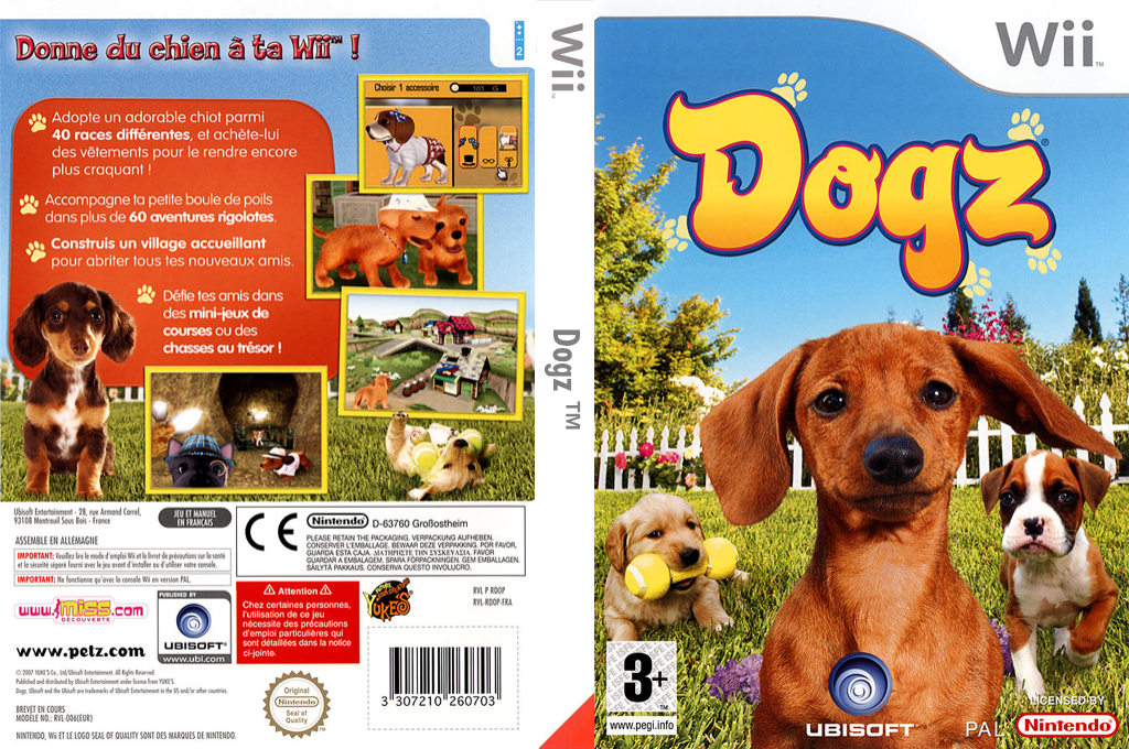 Dogz Array coverfullHQ (RDOX41)