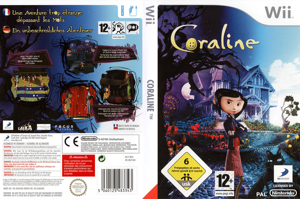 Coraline Array coverfullHQ (RKLPG9)