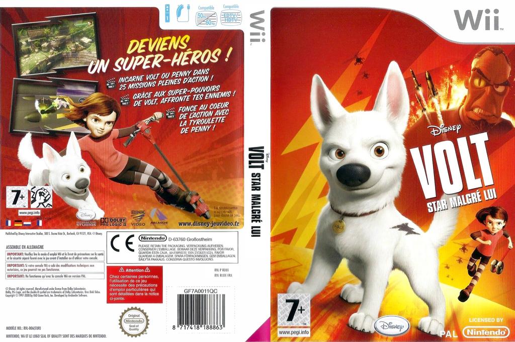 Volt:Star Malgré Lui Wii coverfullHQ (RLUP4Q)