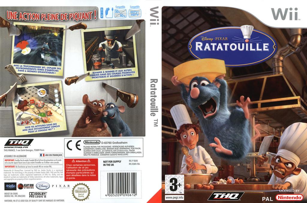 Ratatouille Wii coverfullHQ (RLWX78)