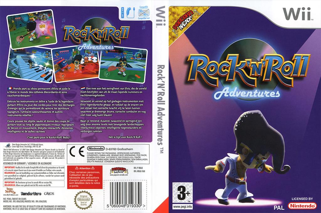 Rock 'N' Roll Adventures Wii coverfullHQ (RRAPUG)