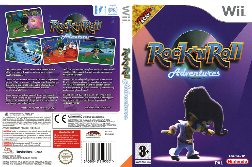 Rock 'N' Roll Adventures Wii coverfullHQ (RRAXUG)