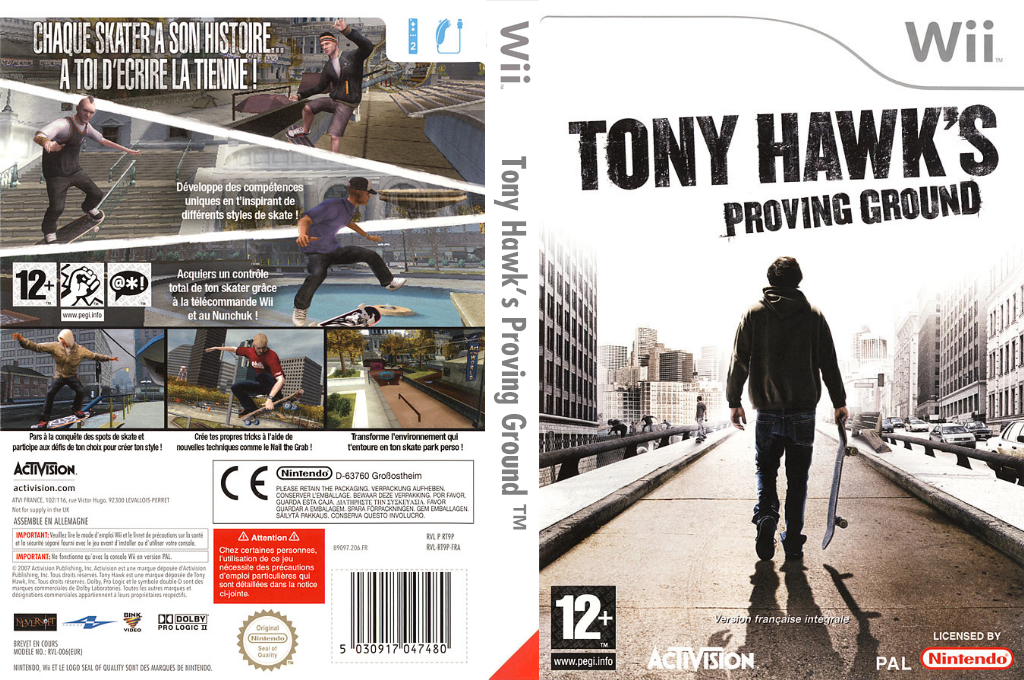 Tony Hawk's Proving Ground Wii coverfullHQ (RT9P52)