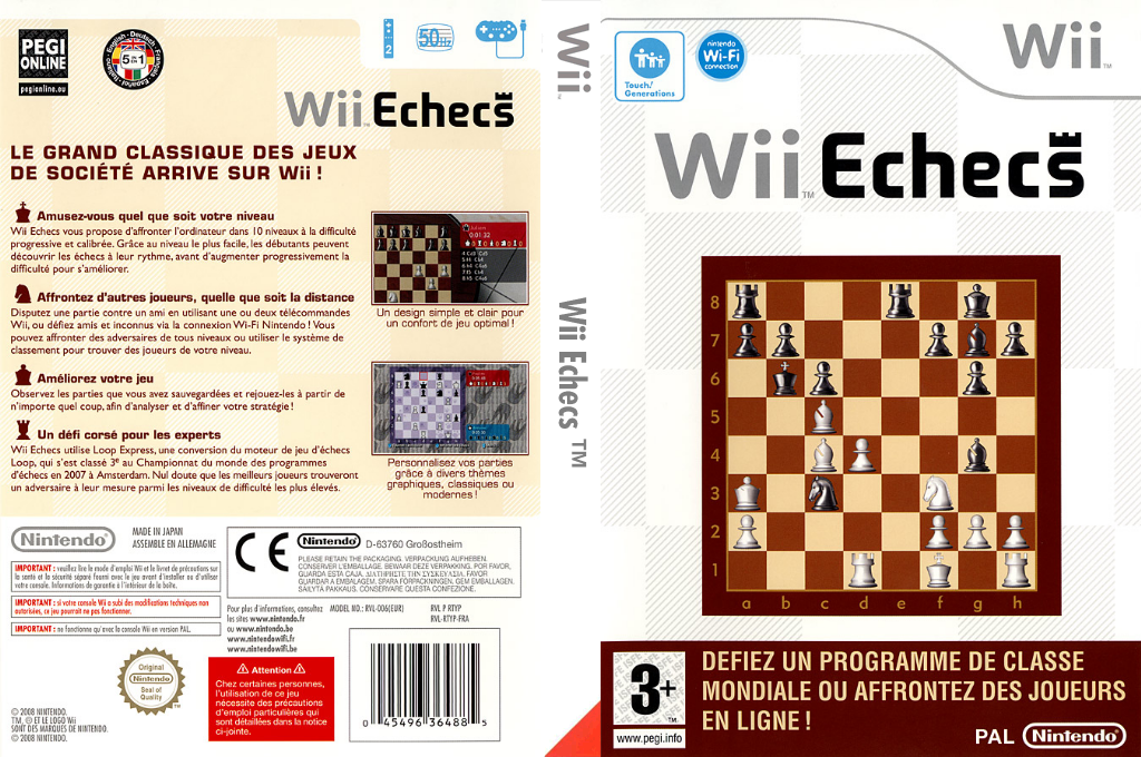 Wii Echecs Wii coverfullHQ (RTYP01)