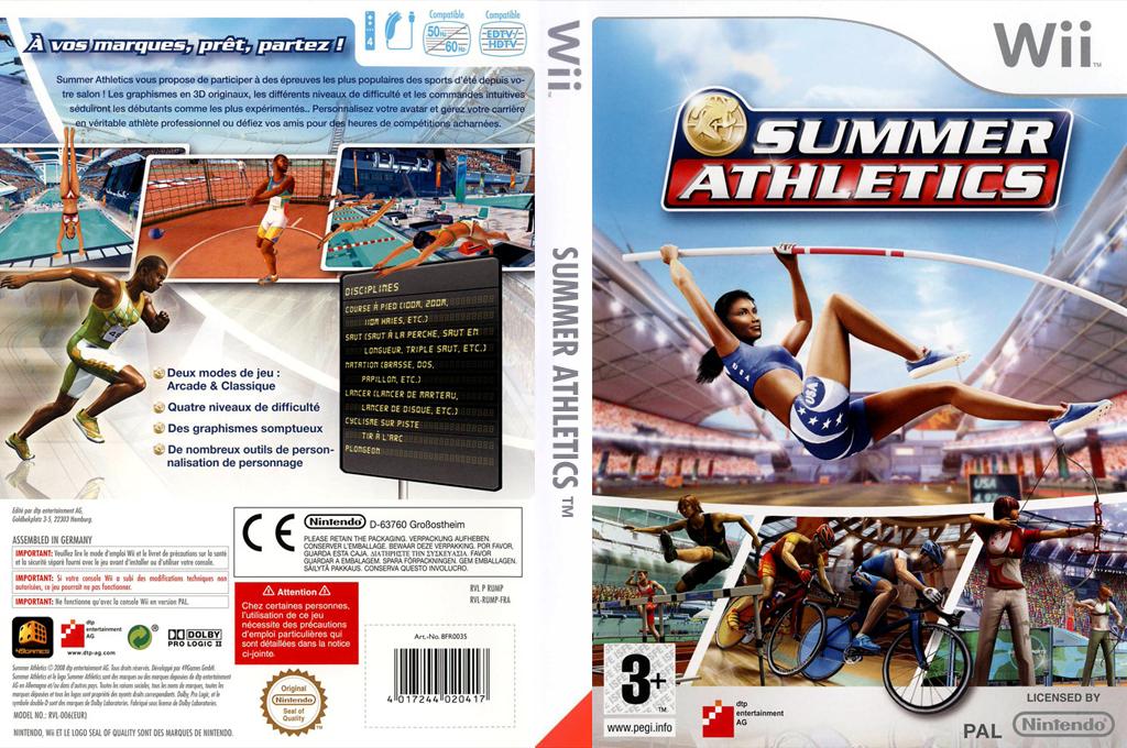 Summer Athletics Array coverfullHQ (RUMPFR)